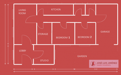 Toda tasación inmobiliaria requiere de visita al inmueble